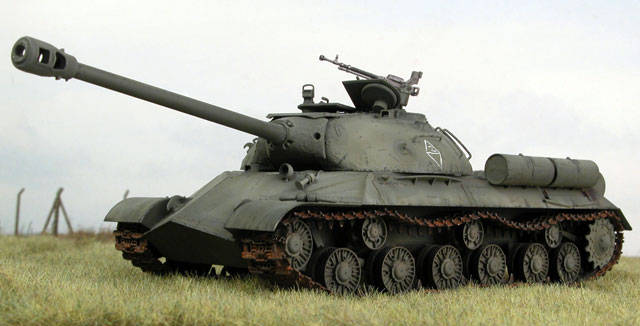 is 3 stalin tank by andrew judson tamiya 1 35. Black Bedroom Furniture Sets. Home Design Ideas