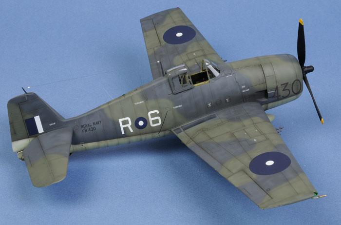 Eduard's 1/48 scale Hellcat Mk.I by Brett Green