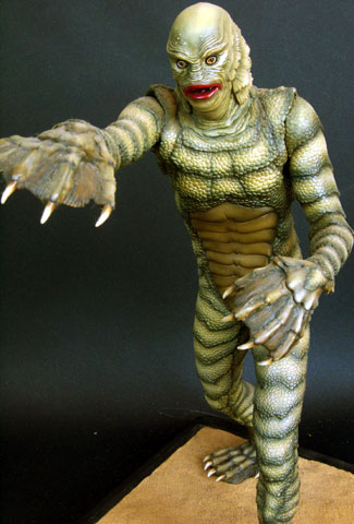 The Creature From The Black Lagoon By Chris Wauchop Horizon